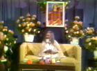"""Why Maharishi came out of the Himalaya's to teach Transcendental Meditation"", Humboldt, 1972"
