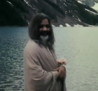 Transcendental Meditation – Maharishi Mahesh Yogi at Lake Louise, Canada, 1968